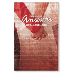 Answers Life Love Sex Banner