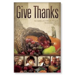 Thanksgiving WallBanners