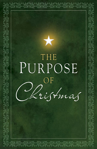 purpose of christmas banner - church banners