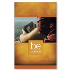 Be the Church WallBanners