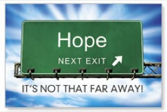 Hope Exit Banners