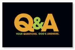 Q & A Banner
