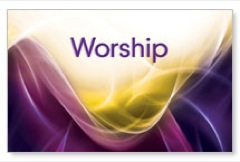 Swirls Worship WallBanners
