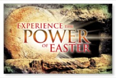 Experience Easter Power Banners