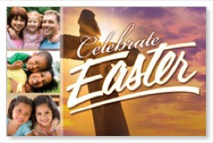 Easter Celebrate WallBanners