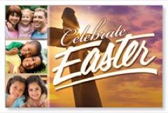 Easter Celebrate Banner