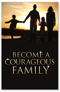 Courageous Family WallBanners