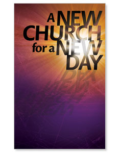 New Church WallBanners
