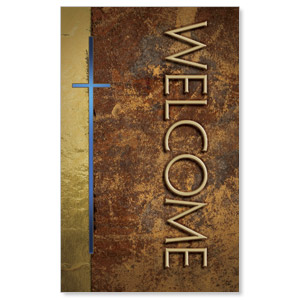 Leather Welcome WallBanners