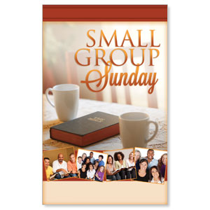 Wow! Sunday Small Group Sunday Banners