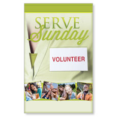 Wow! Sunday Serve Sunday Banner