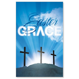 Easter Grace Banners