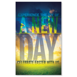 New Day Easter WallBanners
