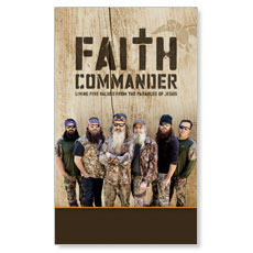 Faith Commander Banner