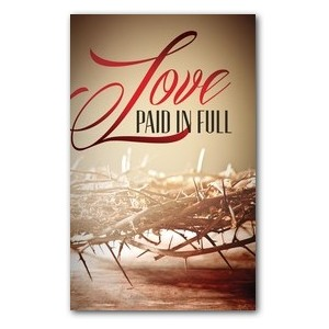 Love Paid In Full Banners