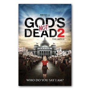 Gods Not Dead 2 WallBanners