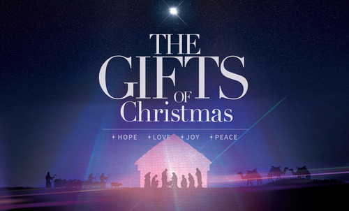 the gifts of christmas advent banner church banners outreach