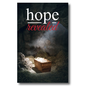 Hope Revealed Manger Banners