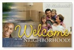 WelcomeOne Boxes New Mover Card