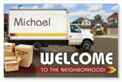 WelcomeOne Truck New Mover Outreach Program