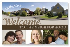 WelcomeOne Neighborhood New Move In Cards