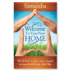 WelcomeOne New Home New Mover Card