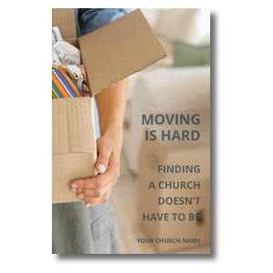 WelcomeOne Moving is Hard New Mover Cards