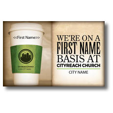 WelcomeOne CityReach Coffee New Mover Card