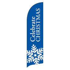 Christmas Flag Banner