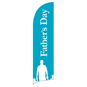 Fathers Day Flag Banner Flag Banner
