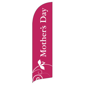 Mothers Day Flag Banner Flag Banner