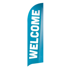 Family Welcome Flag Banner Flag Banner