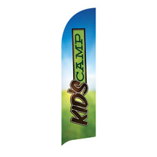 Blue Sky Kids Camp Banner