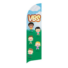 VBS Happy Kids Banner