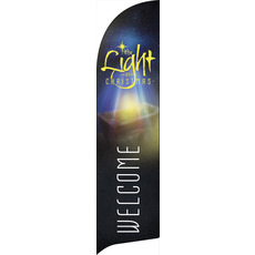 The Light of Christmas Banner
