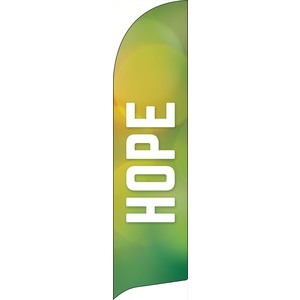 Vibrant Color Hope Banners