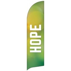 Vibrant Color Hope Banner