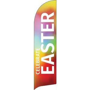 Celebrate Easter Multicolor Banners