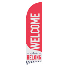 To Belong Red