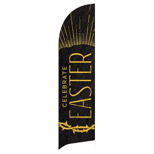 Crown and Tomb Banners