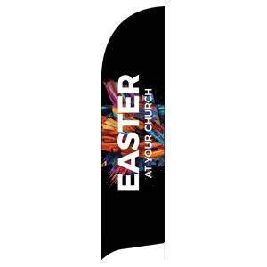 CMU Easter Invite 2021 Flag Banner