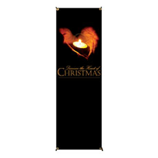 Heart of Christmas Banner