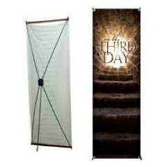 On the Third Day Banner