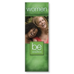 Be the Church Women Banner