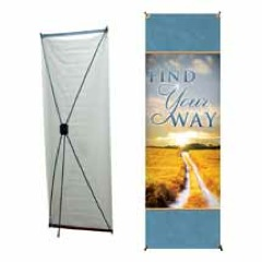Find Your Way Field Banner