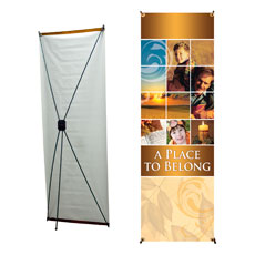 Belong Father & Son Banner