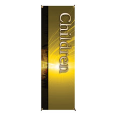 Light Rays Children Banner