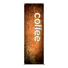Adornment Coffee Banner