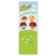 VBS Join The Fun Banner