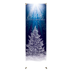Joy of Christmas Banner
